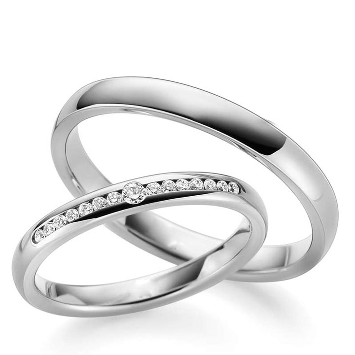 Söz Yüzüğü Bay Gümüş Alyans
