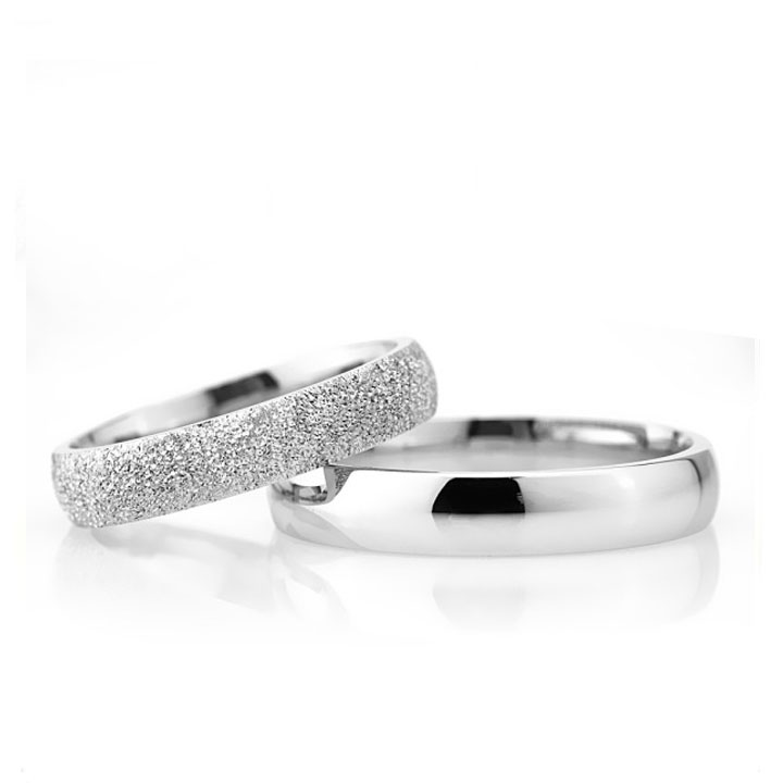 Bombeli Bay Gümüş Alyans Modeli Alyans Nişan ve Söz Yüzüğü