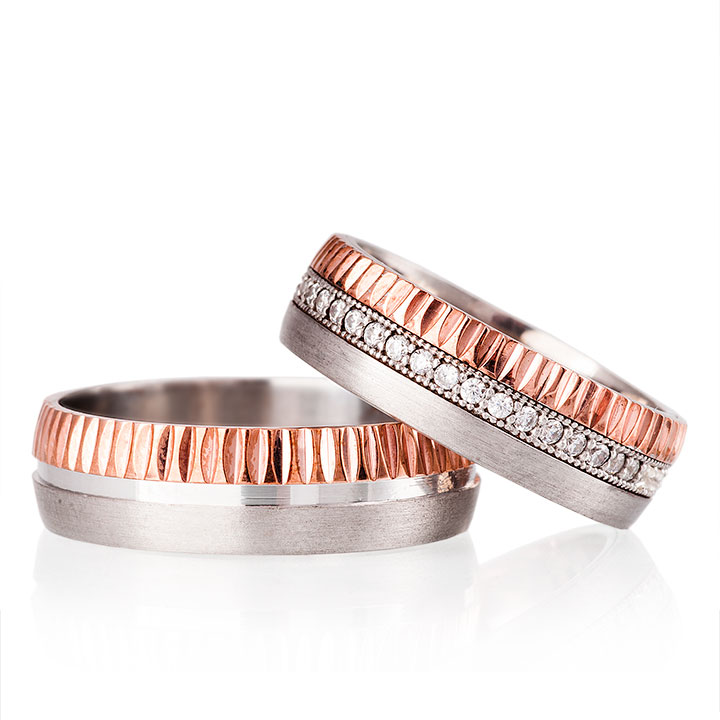 Antares Gümüş Alyans Modeli Bayan Nişan Yüzüğü
