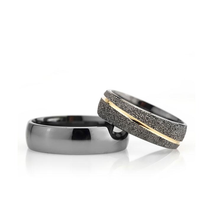 Bombeli Effect Modeli Bay Gümüş Alyans Nişan Yüzüğü