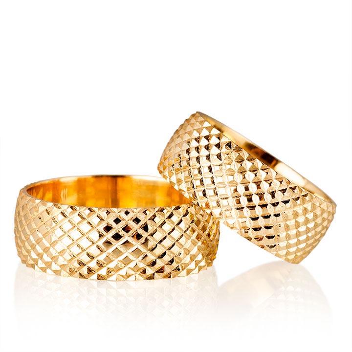 Karşıyaka Gümüş Alyans Modeli Bay Nişan Yüzüğü