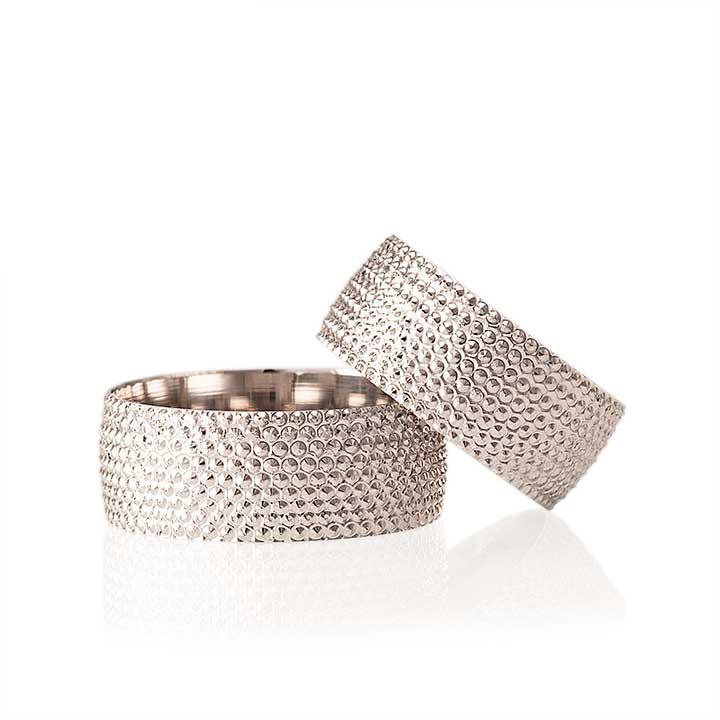 Shine Modeli Gümüş Alyans Bayan Nişan ve Söz Yüzüğü